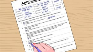Marriage Certificate Affidavit for Parents Green Card 3 Ways to Report Immigration Marriage Fraud Wikihow