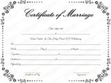 Marriage Counseling Certificate Template Marriage Counseling Certificate Free Download