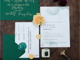 Marriage During Green Card Process Harry Potter Slytherin Inspired Styled Shoot Green and