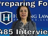 Marriage During Green Card Process Preparing for Your I 485 Green Card Interview