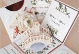 Marriage for Money Green Card Wedding Explosion Box Wedding Exploding Box Card Exploding