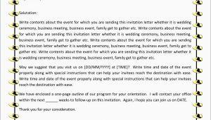 Marriage Invitation Card format In English Pdf Invitation Letter Informal Saevk Beautiful Wedding