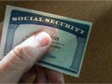 Marriage New social Security Card Can social Security Be Garnished Bankrate Com