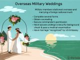 Marriage Outside Us Green Card What You Need to Know About Marrying In the Military