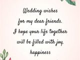 Marriage Quotes to Write In Card Wedding Wishes Examples Of What to Write In A Wedding
