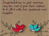 Marriage Quotes to Write In Card Write Any Name Cute Wedding Congratulations Card