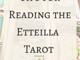 Marriage Tarot Card Reading Free Etteilla Tarot Reading Meanings and Tips In 2020 Tarot