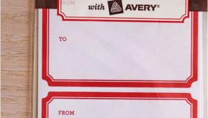 Martha Stewart Gift Tag Template Martha Stewart Gift Tag or Shipping Labels New In Package