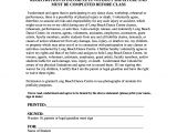 Martial Arts Contract Template Liability Waiver Release Printables General Liability