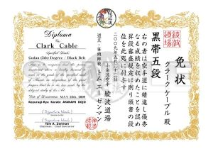 Martial Arts Gift Certificate Template Martial Arts Certificate Template Invitation Template