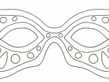 Masquerade Mask Template for Adults 19 Free Mardi Gras Mask Templates for Kids and Adults