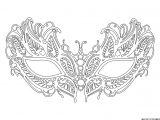 Masquerade Mask Template for Adults Coloriage Masque Venitien Lafayette Grande Image