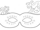 Masquerade Mask Template for Adults Free Printable Masquerade Mask Templates Free Clipart