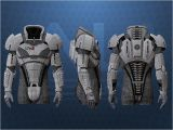 Mass Effect 3 N7 Armor Template Hugh 39 S Mass Effect Ii N7 Armor Halo Costume and Prop