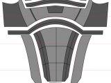 Mass Effect 3 N7 Armor Template N7 Armor Pepakura Template Related Keywords N7 Armor