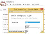 Mass Email Templates Automatic Email Response Outlook Sample Templates