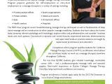 Massage therapy Flyer Template College News News Skyline College