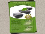 Massage therapy Flyer Template Items Similar to Printable Coupon Flyer Template Massage