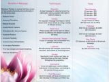 Massage therapy Flyer Template Massage therapy Flyers Invitation Templates Massage