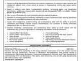 Master Electrician Resume Template 23 Best Images About Trades Resume Templates Samples On