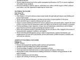 Material Management Resume Sample Material Manager Resume Samples Velvet Jobs