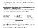 Material Management Resume Sample Materials Manager Resume Template Premium Resume Samples