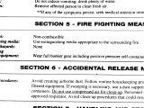 Material Safety Data Sheet Template Free Safety Data Sheet Wikipedia
