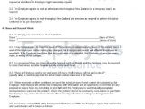 Maternity Leave Contract Template Fixed Term Employment Contract Employers assistance Nz