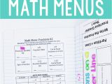 Math Interactive Notebook Templates Upper Elementary Snapshots organize Your Interactive