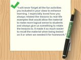 Matter to Write In Teachers Day Card 4 Ways to Write A Thank You Note to A Teacher Wikihow