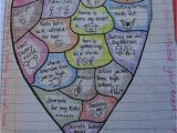 Matter to Write In Teachers Day Card Writing In Cafe 1123 Writing Notebook Heart Map Writing