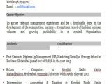 Mba Fresher Resume format Doc 23 Modern Fresher Resume Templates Free Premium Templates