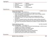 Mba Marketing Experience Resume Sample top Mba Resume Samples Examples for Professionals