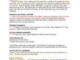 Mc Template for Wedding Emcee Script Empowerment Pinterest Script Public