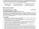Mechanical Engineer Resume area Of Interest 10 Best Best Mechanical Engineer Resume Templates
