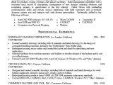 Mechanical Engineer Resume area Of Interest Mechanical Engineer Sample Resume Engineering Resume