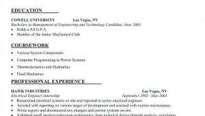 Mechanical Engineer Resume No Experience Mechanical Engineer Resume Examples Emelcotest Com