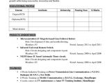 Mechanical Engineer Resume Pdf Resume format for Freshers Mechanical Engineers Pdf Free