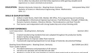 Mechanical Engineering Resume Objective Sample Objective for Resume 10 Examples In Word Pdf