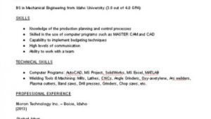 Mechanical Engineering Student Resume Mechanical Engineering Student Resume Sample Limeresumes