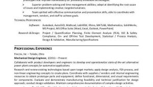 Mechanical Engineering Technologist Resume Sample Mechanical Engineer Resume Sample Monster Com
