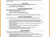 Mechanical Student Resume 7 Engineering Student Resume Sample Penn Working Papers
