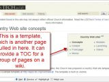 Mediawiki Template Using Mediawiki Templates to organize Content organizing