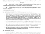 Medical Equipment Service Contract Template Service Agreement form