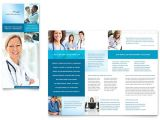 Medical Office Brochure Templates Medical Billing Coding Tri Fold Brochure Template Word