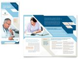 Medical Office Brochure Templates Medical Transcription Tri Fold Brochure Template Word