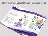 Medical Tri Fold Brochure Templates for Free Download Medical Free Tri Fold Psd Brochure Template