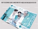 Medication Brochure Templates Free Medical Tri Fold Brochure Template Free by Elegantflyer