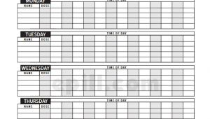 Medicine Calendar Template Medication Schedule Template 14 Free Word Excel Pdf