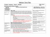 Medium Term Plan Template Fractions Revision Sheet Y6 by Sarahbond Uk Teaching